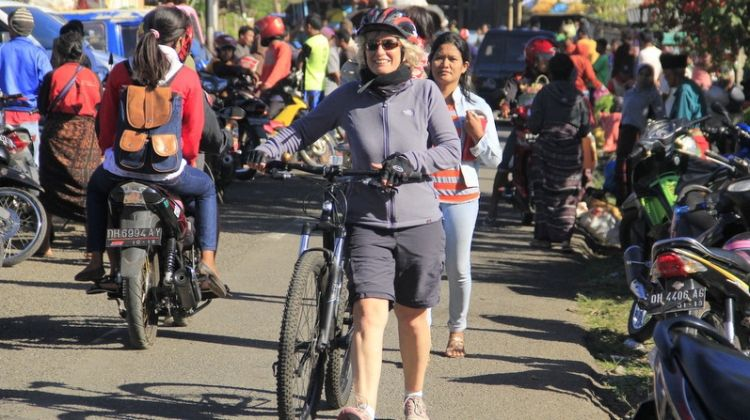 Cycling In Labuan Bajo