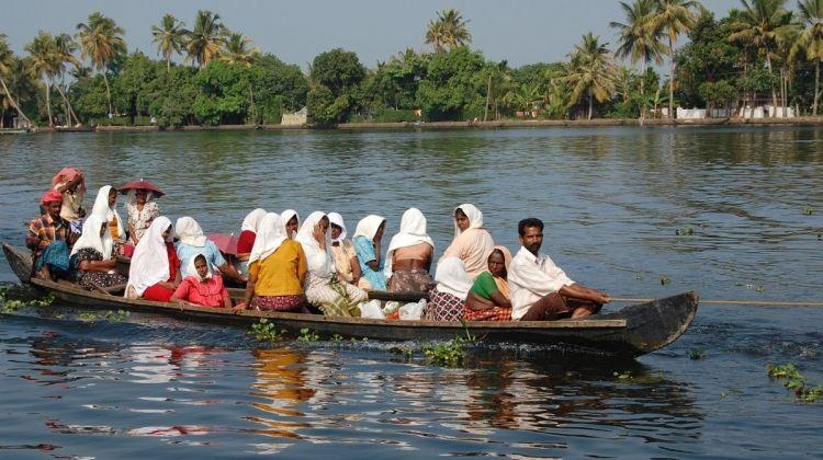 Cycling Kerala's Backroads