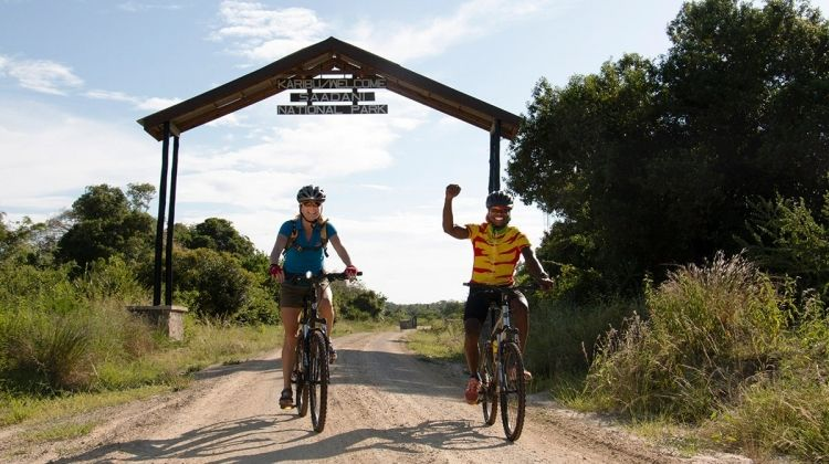 Cycling Kilimanjaro to the Indian Ocean