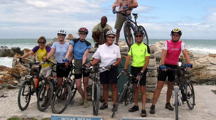 Cycling the Cape & Winelands