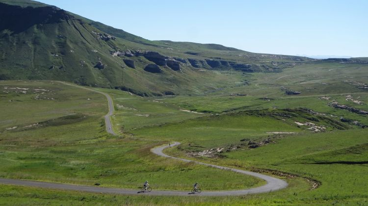 Cycling the Drakensberg & Kruger