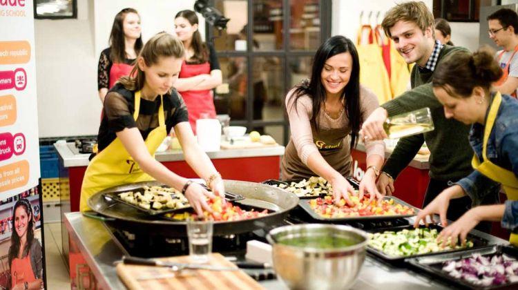 Czech cooking class and market tour