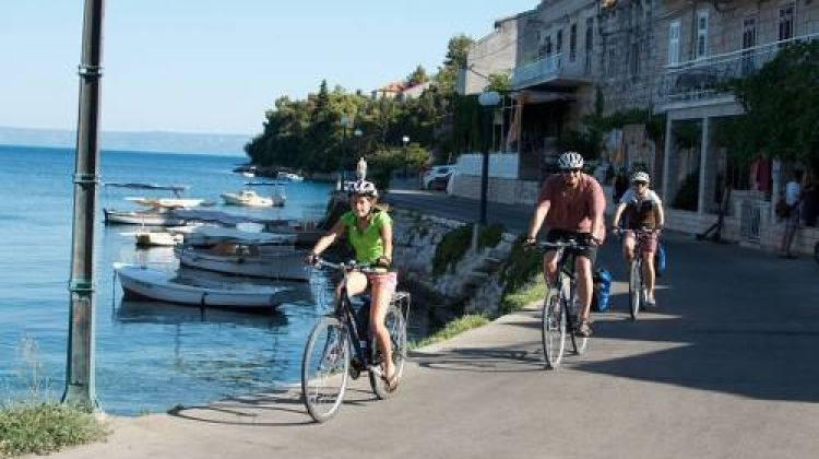 Dalmatian Coast and Dubrovnik Bike and Sail - Deluxe