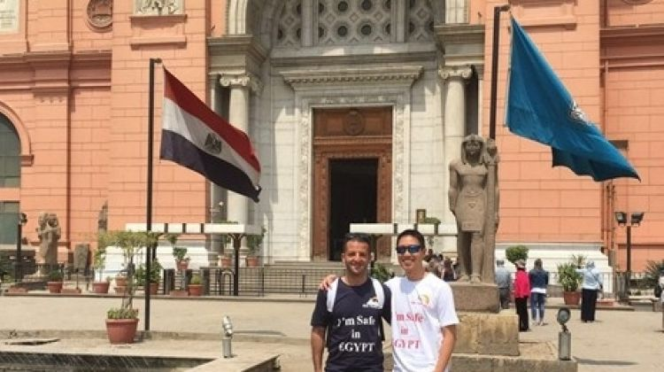 Day Tour to Egyptian Museum Citadel and Bazaar