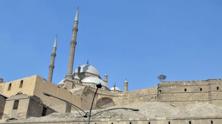 Day Tour To Giza And Alabaster Mosque