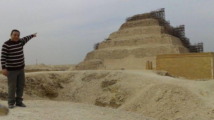 Day Tour to Giza, Memphis and Sakkara