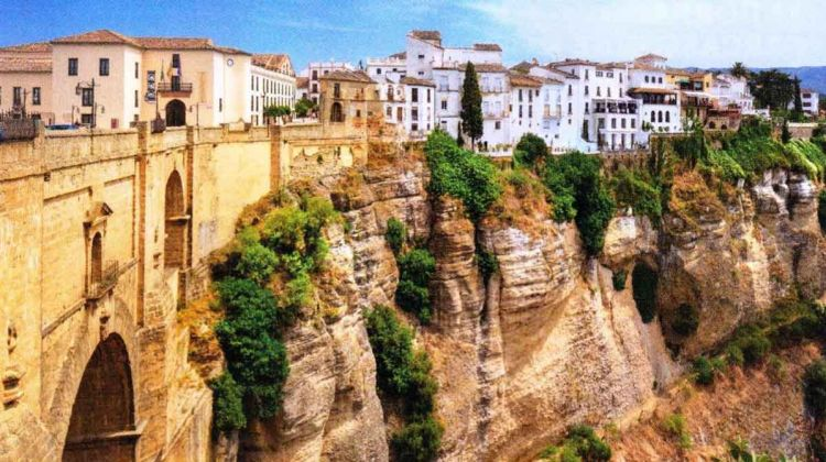 Day Trip to Ronda and Andalusian Villages