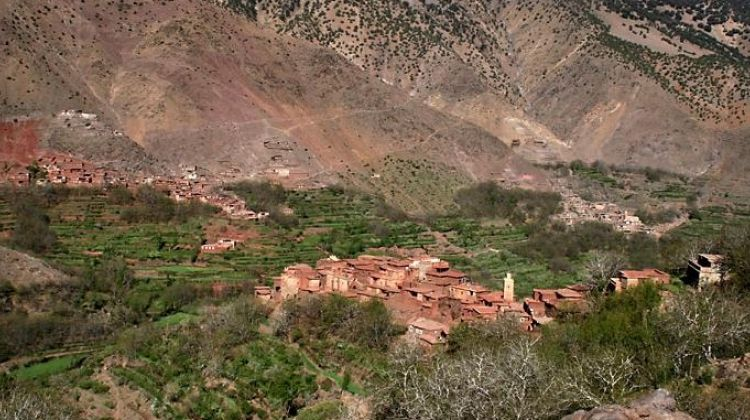 Day Trips From Marrakech to the Atlas Mountains