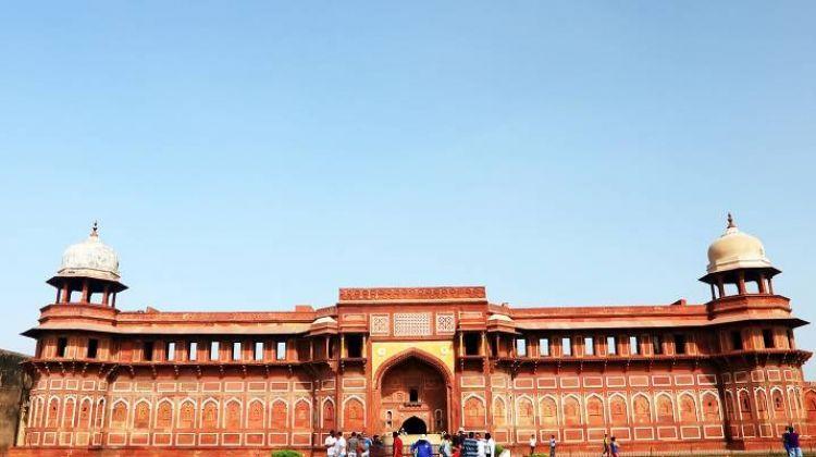 Delhi Palaces Ganges - 12 days
