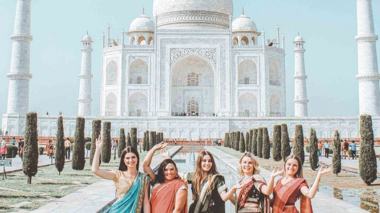 Delhi to Kathmandu Quest