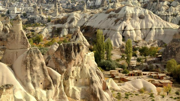 Deluxe 4 days Tour to Cappadocia by Plane!