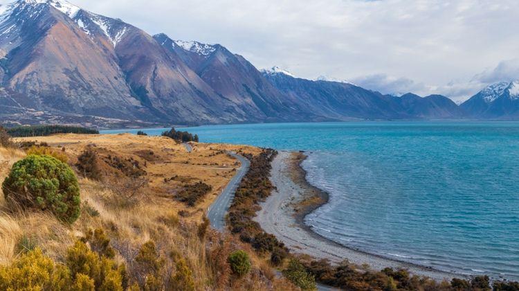 Delve Deep: New Zealand South Island