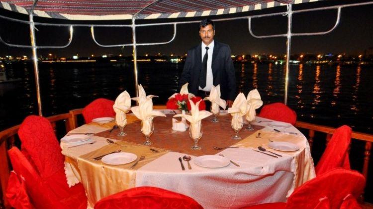 Dhow Cruise Creek Tour - Dine on water - Dubai