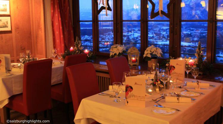 Dinner & Mozart & Advent/Christmas Concert