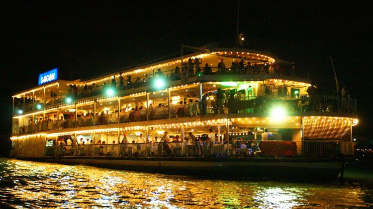 Dinner Cruise on Saigon River by Asia Travel Links | Bookmundi