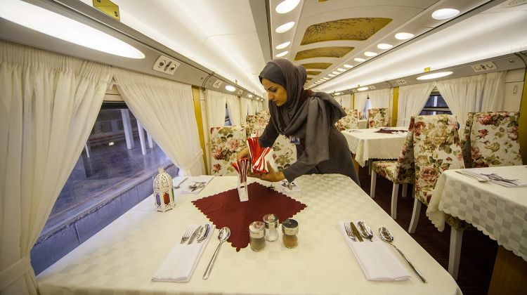 Discover Iran By Luxury Train