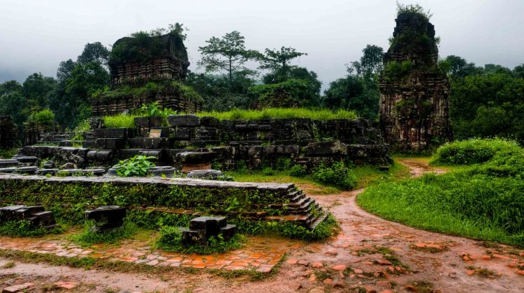 Discover My Son Sanctuary from Da Nang - Half day