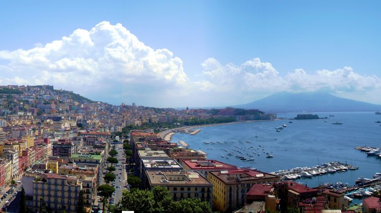Discover naples: 2-hour guided walking tour