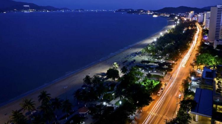 Discover Nha Trang by night by Cyclo