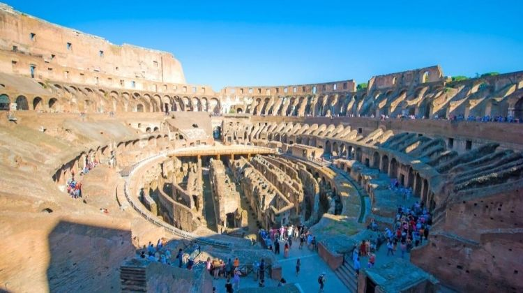 Discover Rome's Architectural Wonders