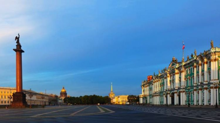 Discover Russia - 9 days