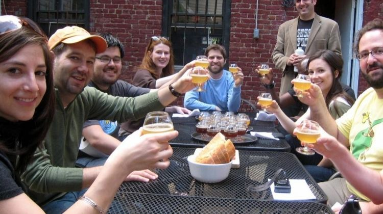 Discover the Craft Beer Scene of Williamsburg