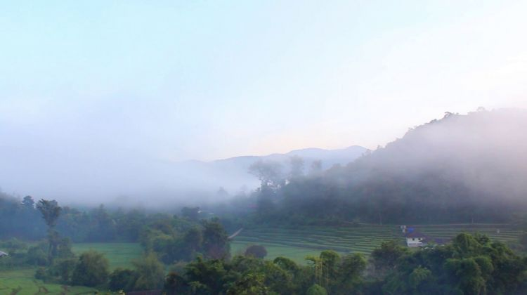 Doi Inthanon and White Karen village