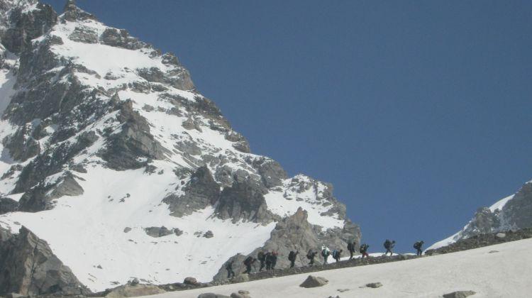 Double Crossing: Pin Parvati Pass and Bhabha Pass