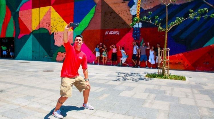 Downtown Rio Sites & Bites Tour