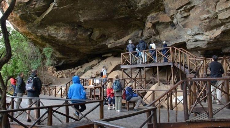 Drakensberg Kamberg Cave Art & Mandela Capture Site