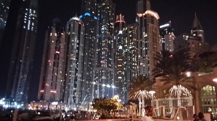 Dubai By Night with Burj Khalifa tickets