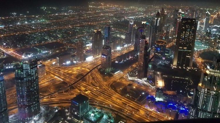Dubai By Night with Burj Khalifa tickets