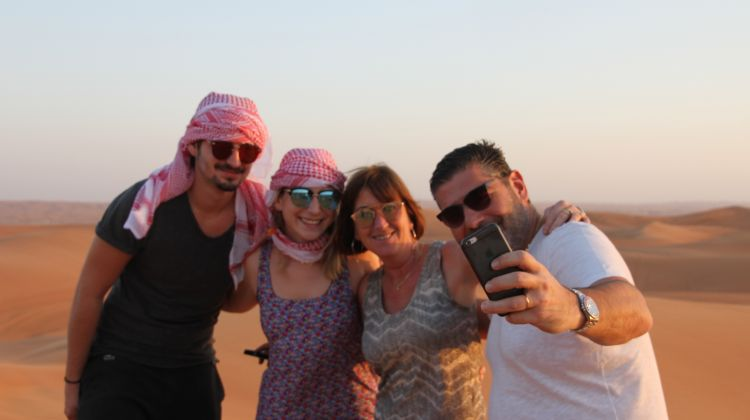 Dubai City Tour And Desert Safari With BBQ