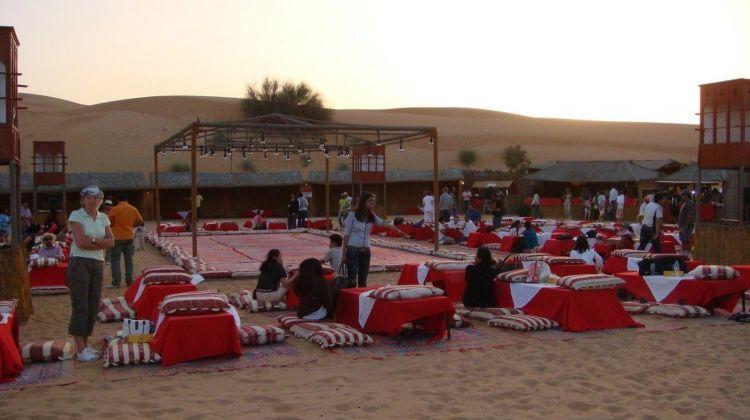Dubai Desert Dune Safari with BBQ Dinner