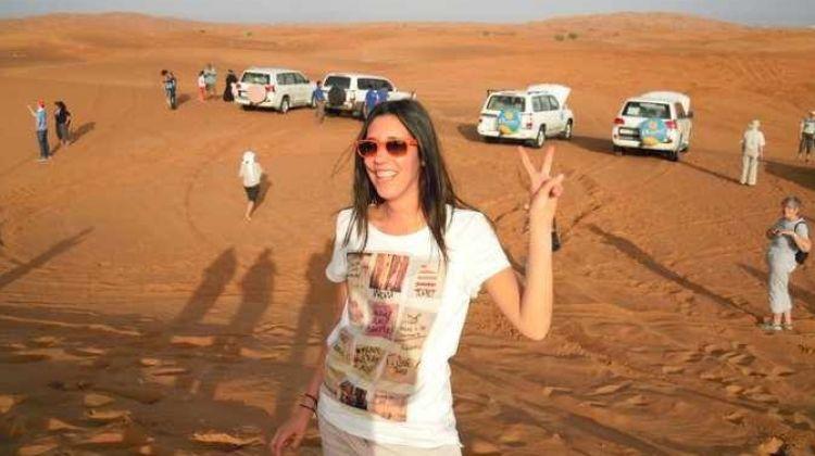 Dubai Desert Safari incl. Dinner