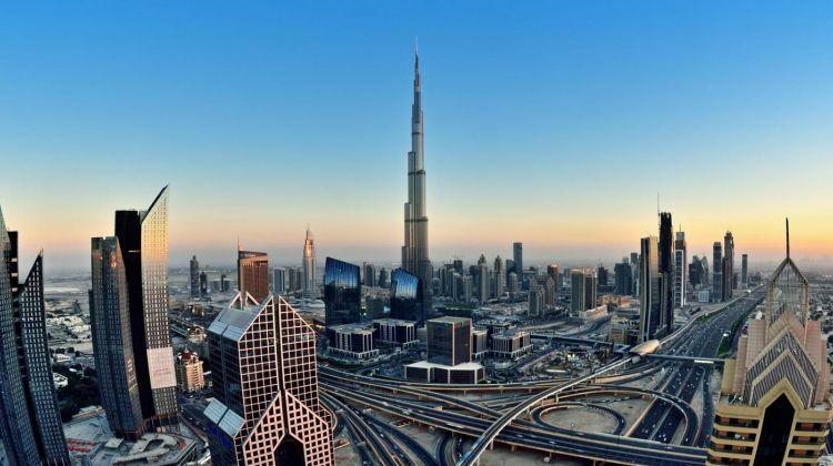 Dubai Modern City Tour