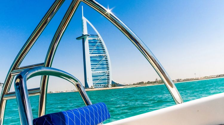 Dubai Private Sightseeing Tour by Luxury Boat