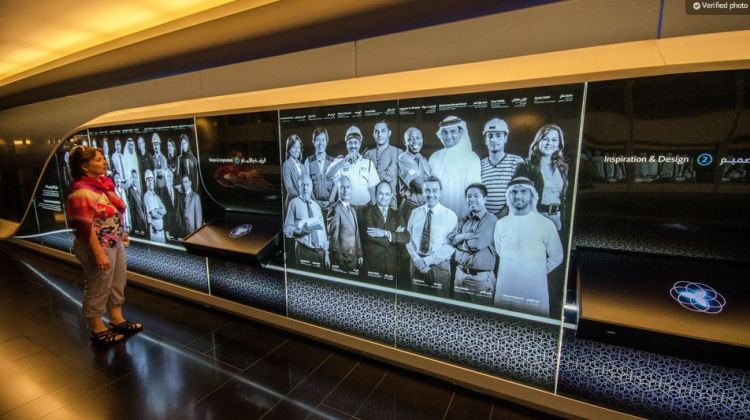 Dubai Tour with Armani Dinner & Burj Khalifa Visit