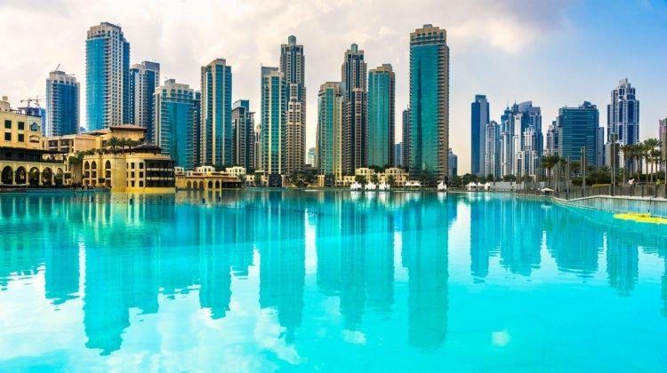 Dubai With India's Golden Triangle