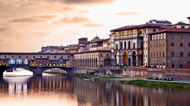 E-Bike Tour: Piazzale Michelangelo & Florence