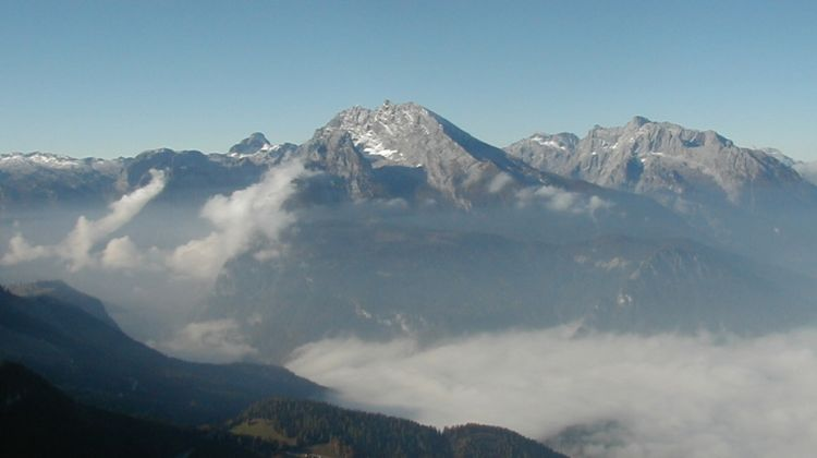 Eagles nest tour to Obersalzberg in Germany