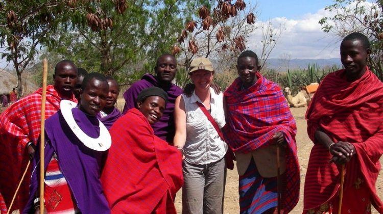 East Africa Family Overland