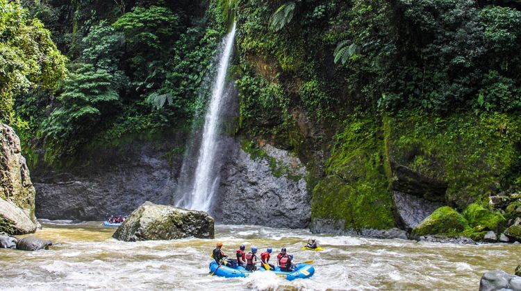 Eco Adventure Trip in Costa Rica (Best seller!)