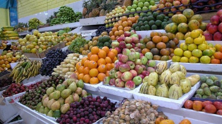 Ecuadorian Market Exploration in Quito