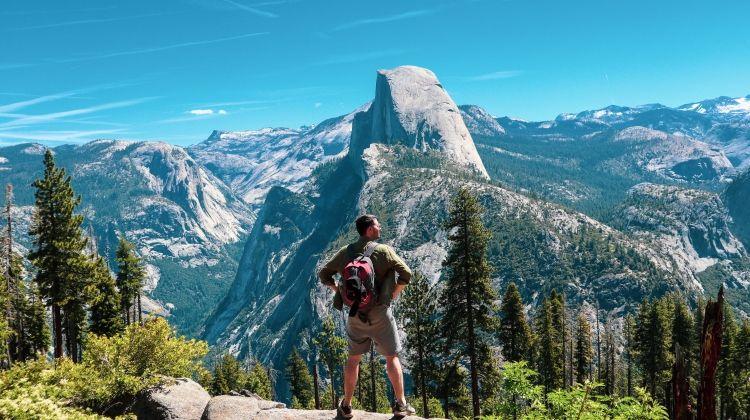 Edits: Sequoias & SUP in California