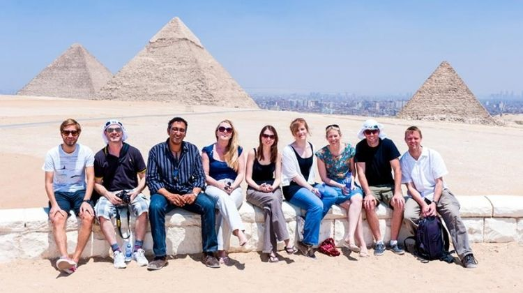 Egypt Group Discovery 9D/8N