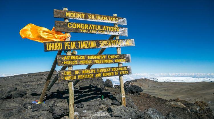Eight-Day Kilimanjaro: Machame Route