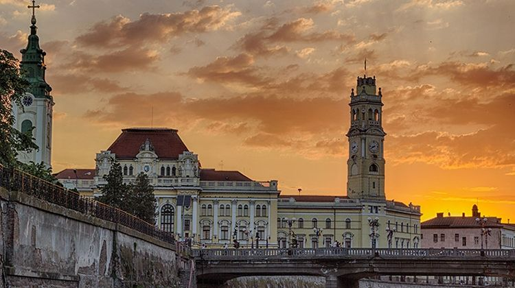 Eight days tour of Romania from Budapest to Bucharest