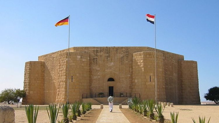 El-Alamein Day Tour from Cairo