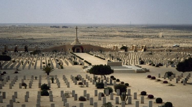 El Alamein day tour from Cairo